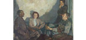 Lotte Laserstein, Kunst, Malerei, Weimarer Republik,Frau