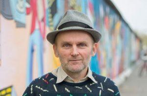 Berlin, Jim Avignon, East Side Gallery, Pop-Art