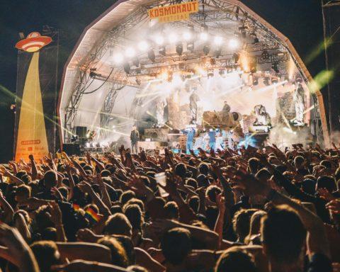 Kosmonaut, Festival