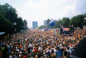 Loveparade, Techno, Dr.Motte, Nineties