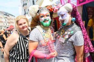 Lesbisch-schwules Stadtfest, Pride, Gay, Lesbian, LGBTQI*