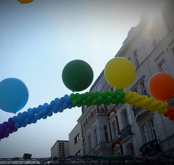 Lesbisch-schwules Stadtfest, Schöneberg, Gay, Lesbian, LGBTQI*