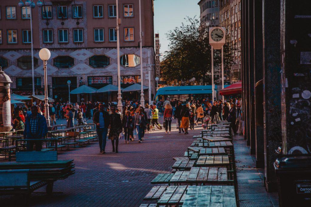 Zagreb, Holidu, Städtereise, Europa, Shopping