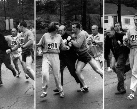 Boston, Kathrine Switzer, Marathon