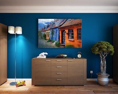 Wohnung, Möbel, Einrichtung