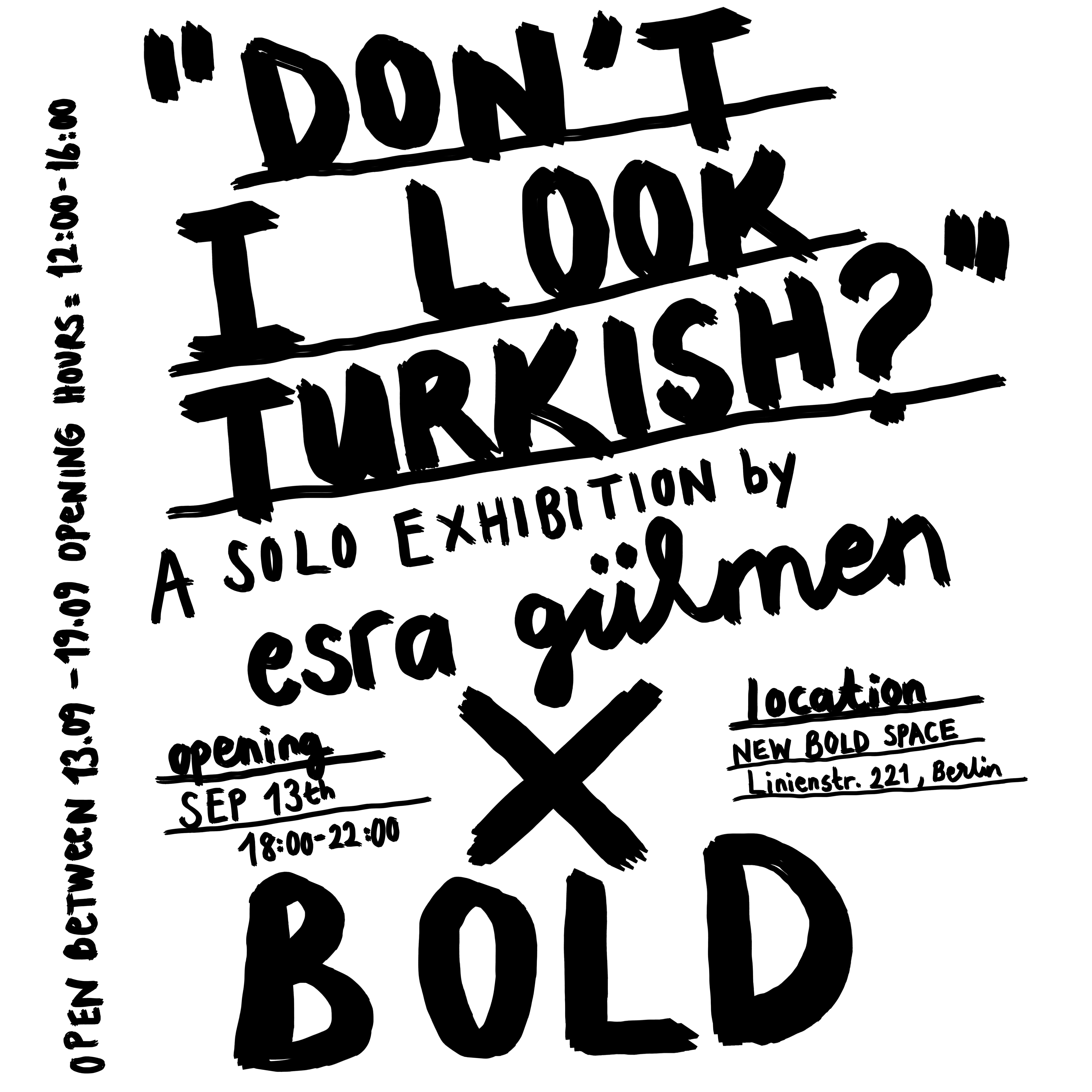 trukish, exhibition, berlin, bold