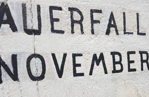 Mauerfall, DDR, Stasi, Wiedervereinigung