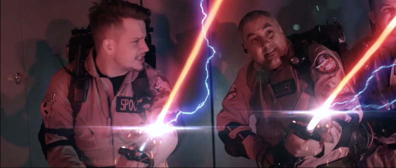 ghostbusters italia, sci-fi