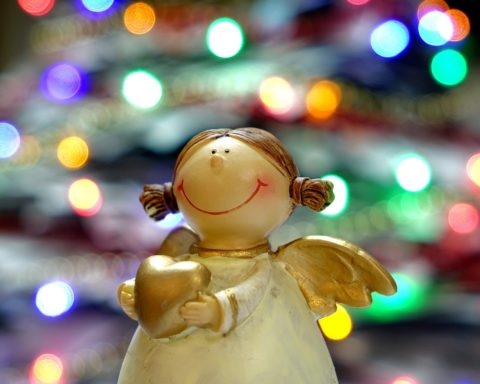 Engel, Weihnachten, Geschenke