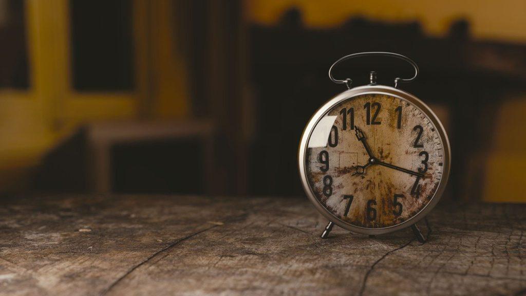 Zeit, Uhr, Familie