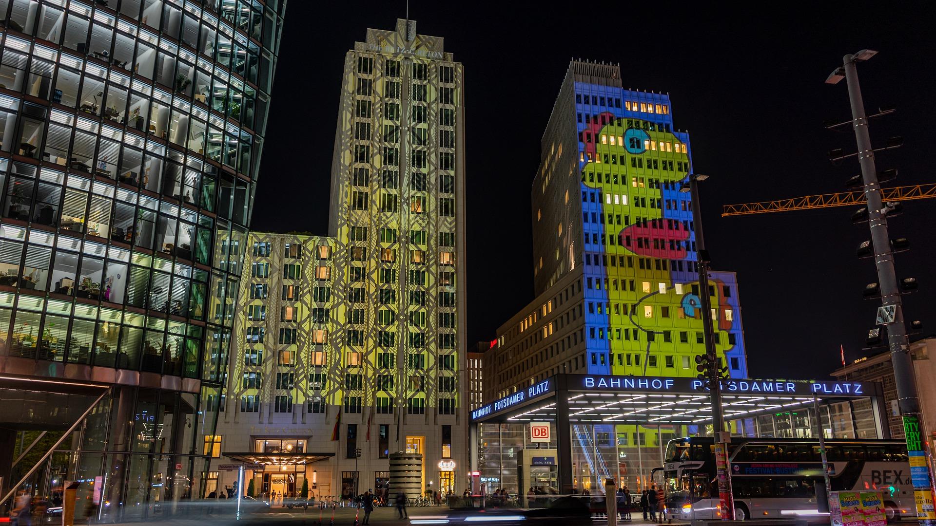 Casino, Spielbank, Potsdamer Platz