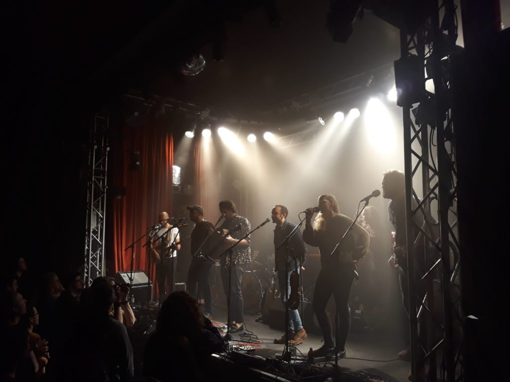 Tour of Tours, Band, Musik, Live