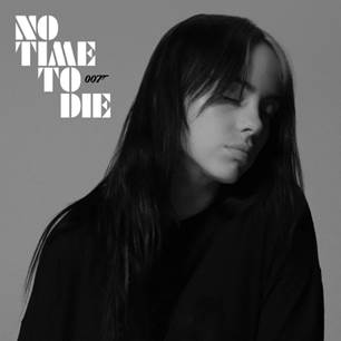 James Bond, Billie Eilish, No time to die