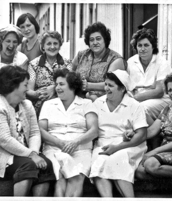 Frauen DDR Frau