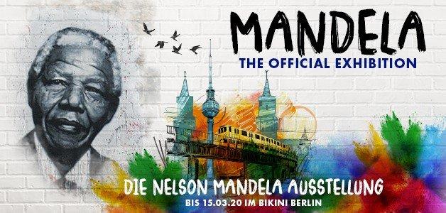 Mandela, Ausstellung