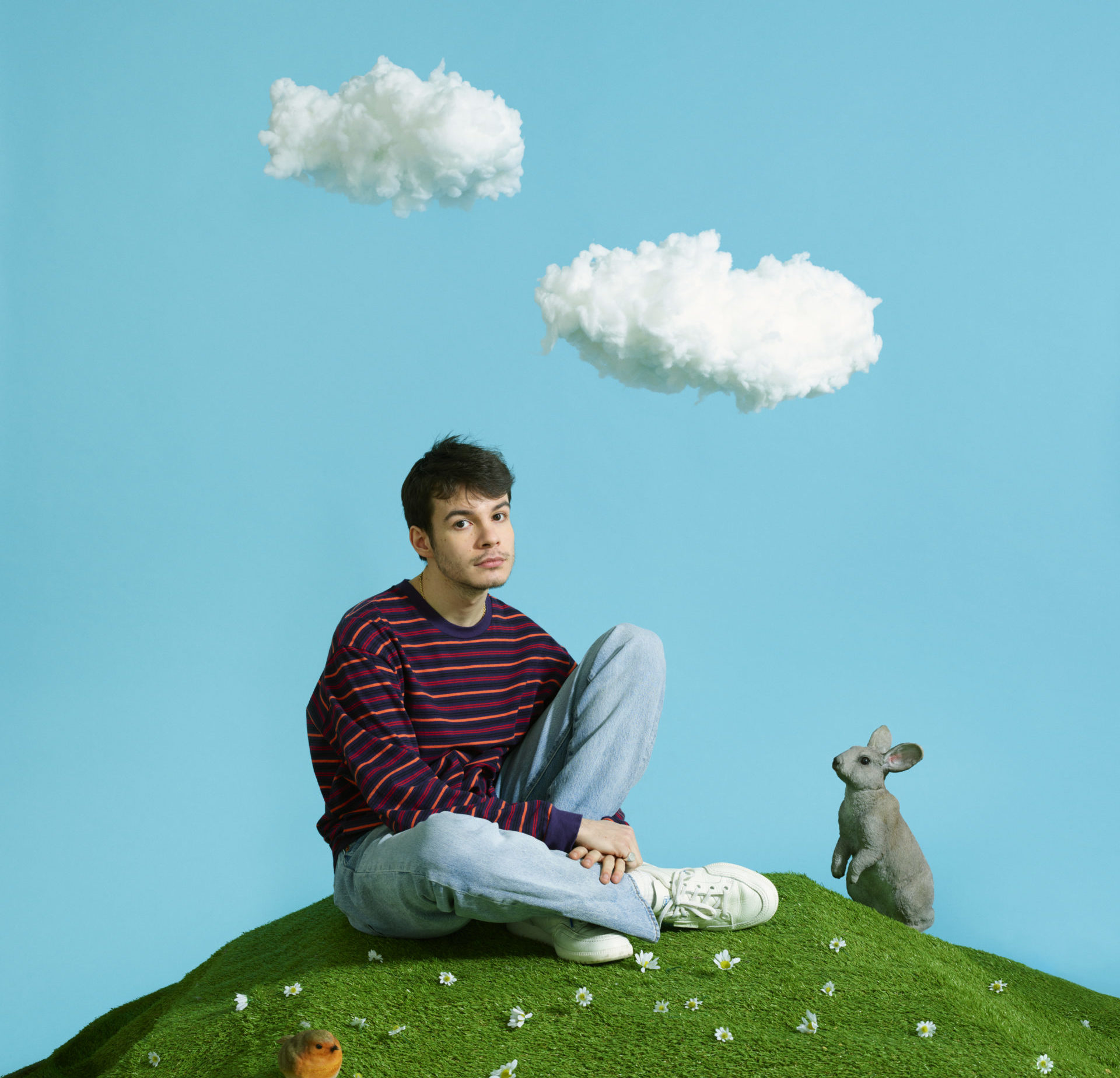 Rex Orange County , Alex O'Connor
