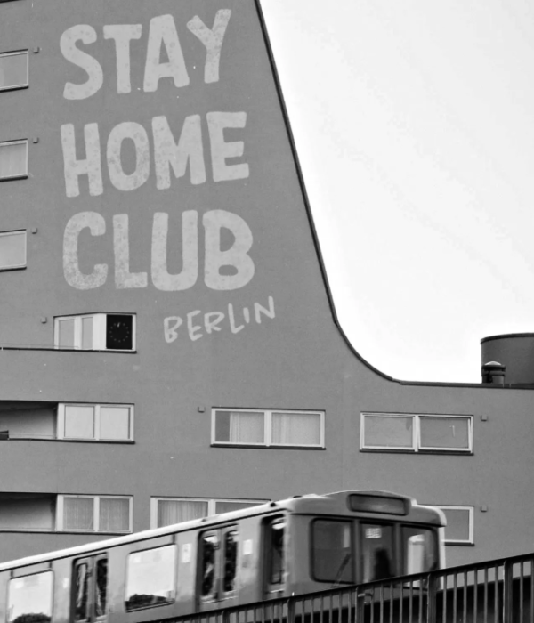 stay home club, berlin, ostmost