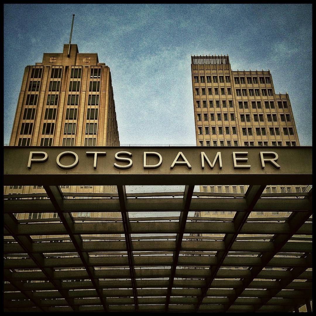 Berlin, Potsdamer Platz, Casino, Online