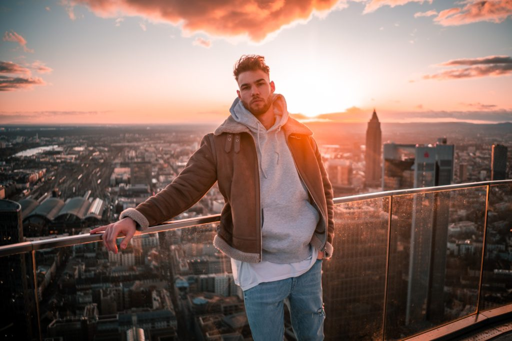 Mode, Mann, Berlin, Frühling