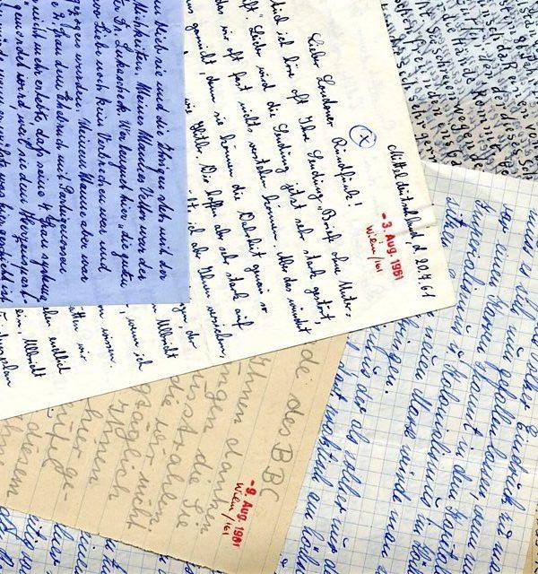 DDR; Briefe ohne Unterschrift, Meinungsfreiheit, BBC Radio, Westliche Presse