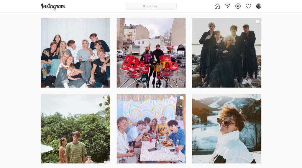 WhyNils, YouTube, Instagram,