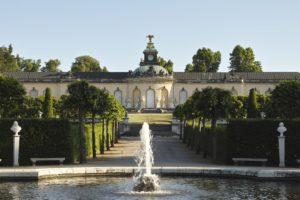 Bildergalerie von Sanssouci, Park Sanssouci, Gemäldesammlung