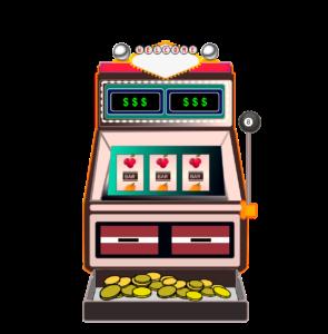Slot machine, Spielautomat