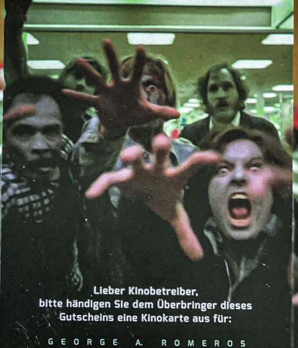 Zombie, Film, Dawn of the dead