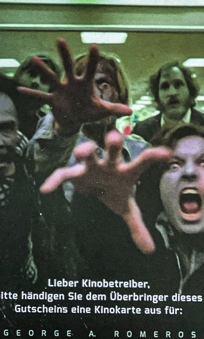Zombie, Film, Dawn of the dead
