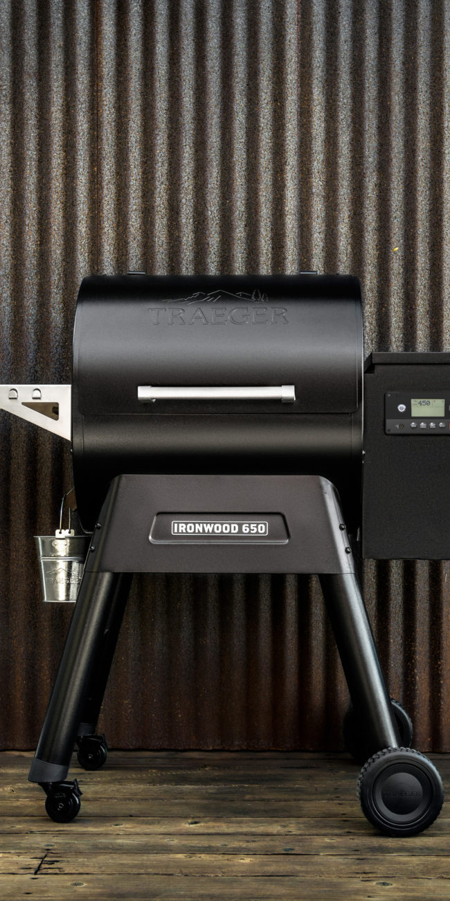 Traeger, Ironwood 650, Grill, Smoker