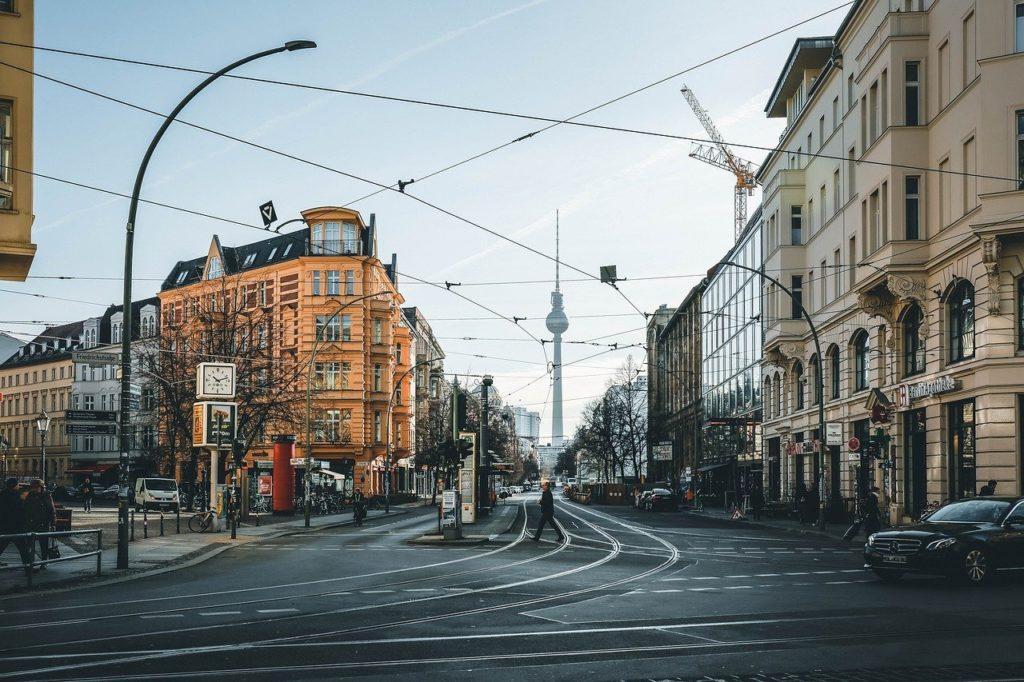 berlin, Stadt, Start-up