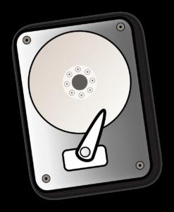 HDD Festplatte, Datensicherheit