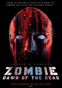 Dawn of the dead, Zombies, verlosung
