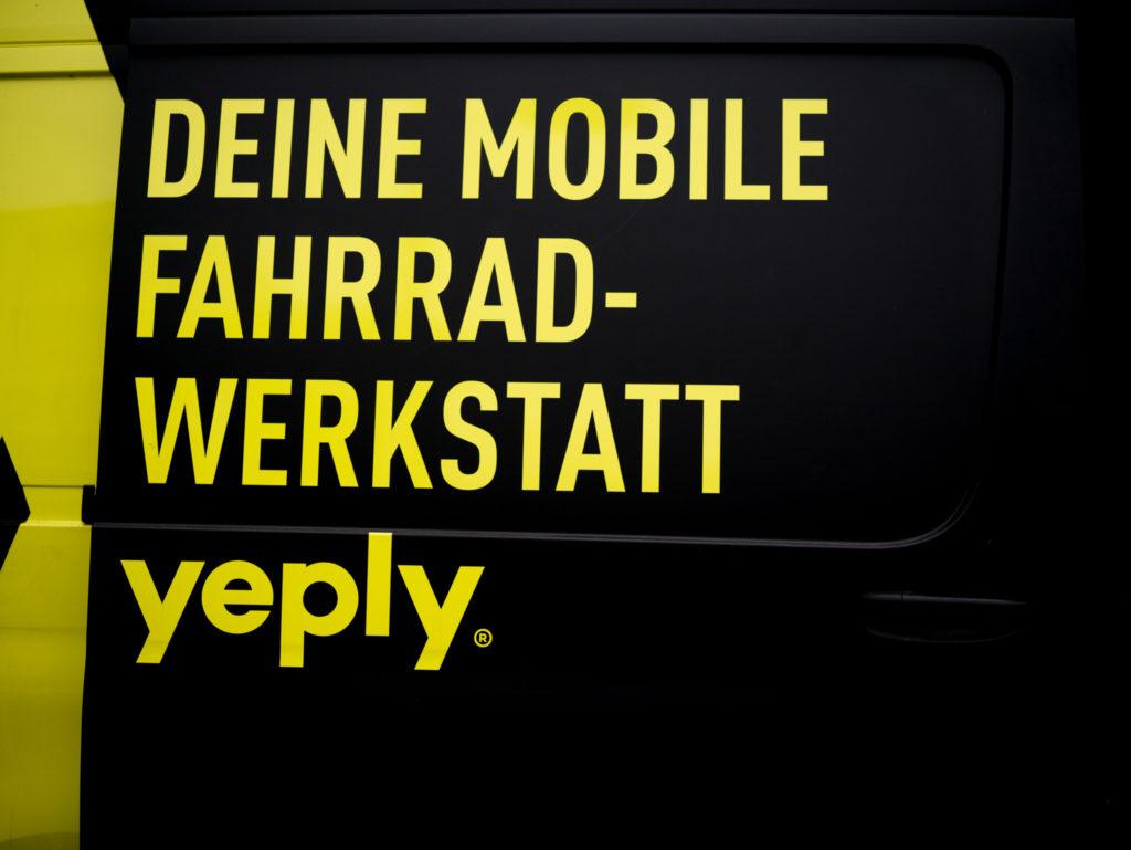 Yeply, Service, Fahrrad