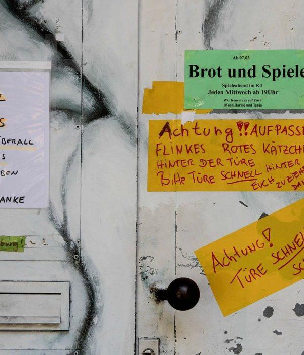 WG, Wohnen, Berlin, Freunde