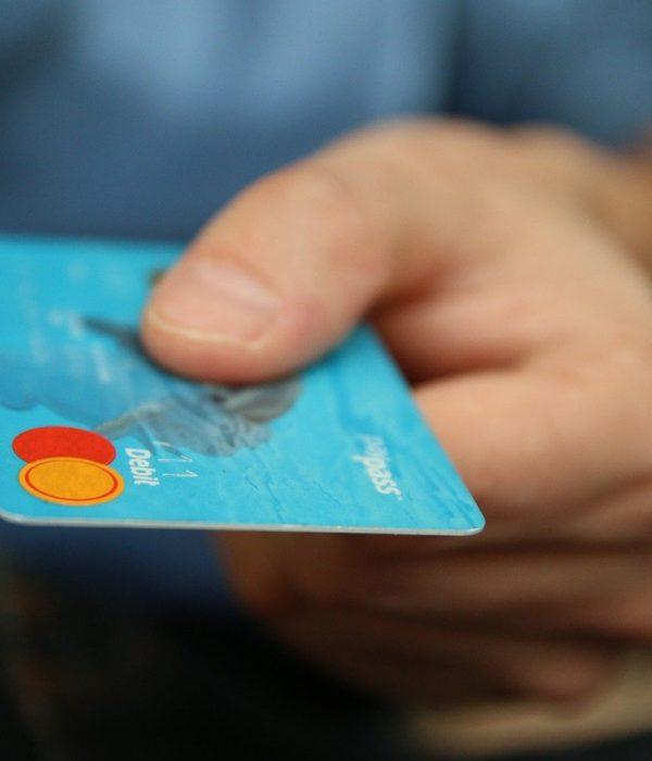 karte, Kontaktlos, Bezahlen, online