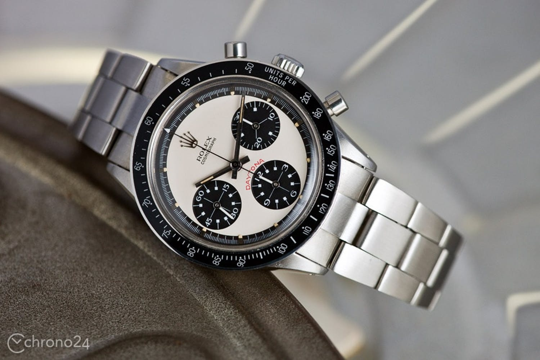 Rolex, Daytona, Paul Newman