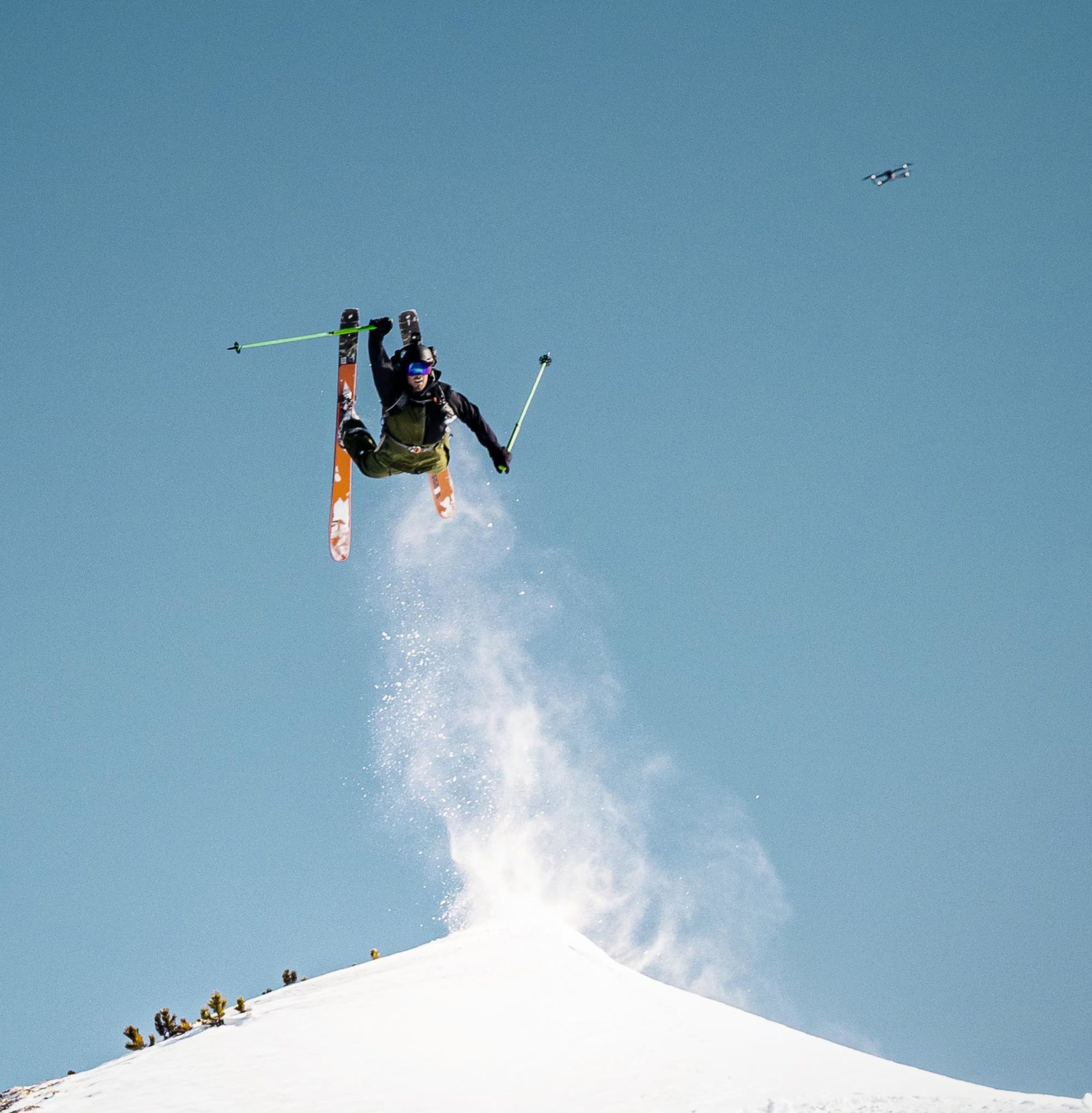 Freeride Festival, Felix Wiemers, Tiefschnee, Ski