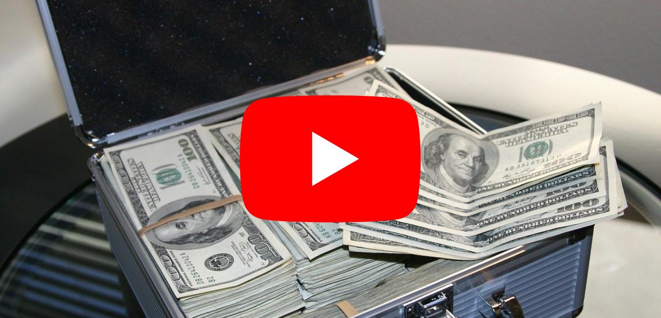 Youtube, Casino, Gewinn