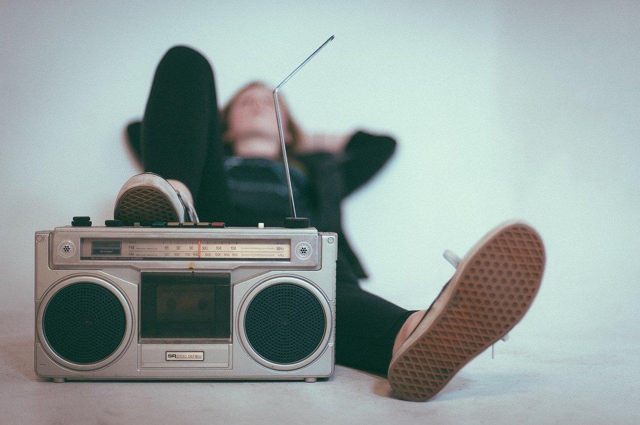 Chillen, Radio, Zuhause