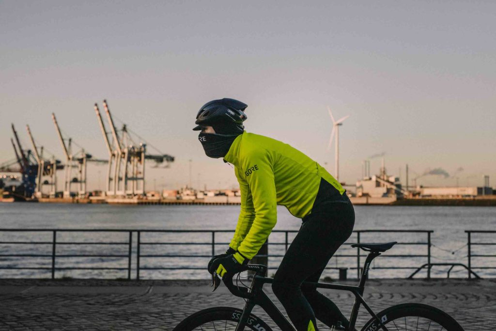Gore-Tex, Interview, Bikepacking