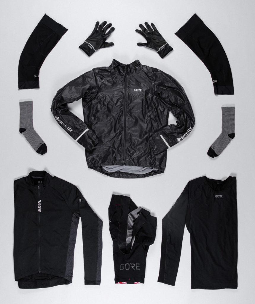Gore-Tex, Bikepacking, Kleidung