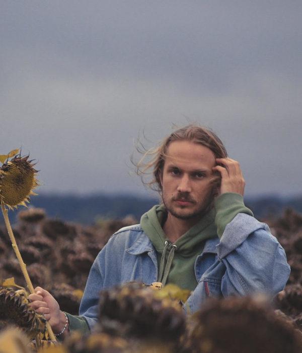 Der luxemburgische Musiker Bartleby Delicate