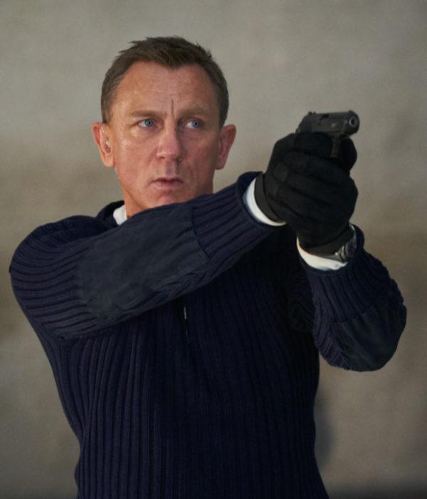 Keine Zeit zu Sterben, James Bond, 007, Daniel Craig